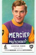 Christian ROBINI, Tour de l'Avenir 1967. cyclisme. Mercier Hutchinson BP