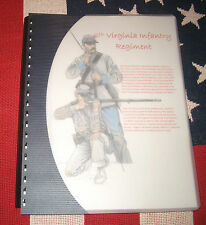 Civil War History of the 6th Virginia Infantry Regiment