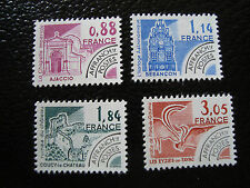 FRANCE-timbre yvert et tellier preoblitere n°170 a 173 n** (A5)stamp french(Z