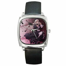 Anime Rozen Maiden Ultimate Leather wrist watch