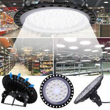 2X Led High Bay Light Ufo 100Watt Industrial Warehouse Factory Workshop Lighting