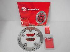 Brembo Bremsscheibe Bremse hinten + Bremsbeläge BMW R 1200 HP2 GS R RT S ST