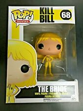 The Bride #68 Kill Bill Movie - Funko Pop Vinyl - Rare Vaulted - Good Condition