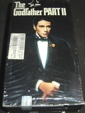 The Godfather Part II (VHS, 1997, 2-Tape Set, Closed Captioned)