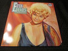 1988 Etta James The Sweetest Peaches The Chess Years 2x LP NM/EX Chess CH2-6028