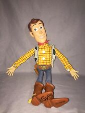 Toy Story Woody the Sheriff Talking Figure with Holster 15 Inches