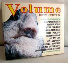 VOLUME 12 (CD+book) Garbage Catatonia Massive Attack