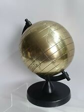 Marks And Spencer Metal Globe Ornament