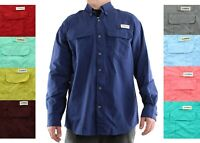 Patagonia Men/'s Organic Cotton Long Sleeve Relaxed Fit Button Down Shirt 53837