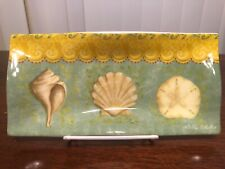 Cypress Homes Nautical Sea Shell Spoon Rest