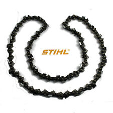 "STIHL CHAINSAW CHAINS - 20"" - PN 3624 005 0072 - 12 PACK - USED ONCE"