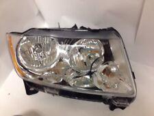 2011 2012 2013 11 12 13 Jeep Grand Cherokee Headlight OEM Passenger Side.