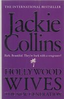 Hollywood Wives the Next Generation, Jackie Collins - New Paperback Book