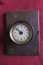 Antiguo reloj temporizador cronómetro alemán Kriegsmarine segunda guerra mundial