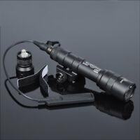 Tactical M600B Scout Light Lanterna Flashlight Hunting Rail Mount Weapon light