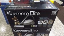 Kenmore Elite 21814 Pet Friendly CrossOver Canister Vacuum in Silver/Gray SEALED