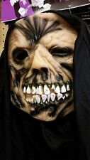 Halloween Zombie Hooded Fright Mask Horror Monster Fancy Dress Costume