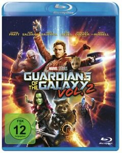 Guardians of the Galaxy Vol. 2  (Blu ray ) 2017