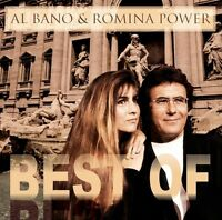 AL & POWER,ROMINA BANO - BEST OF  CD NEW+