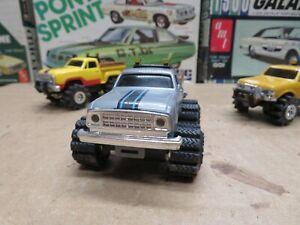 Original 1980's Schaper Grey Dodge Ram 4X4 Pickup Stomper CLEAN