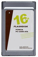 New Gigaram 16MB PCMCIA ATA Flash Card (Sandisk p/n SDP3B-16 )