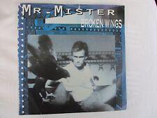 MR MISTER - BROKEN WINGS / UNIFORM OF YOUTH - RCA PB 49945