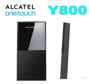 Hotspot 4G Mobile Router - Unlocked Wireless Alcatel One Touch Y800z LTE - Black