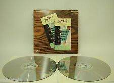 Genesis | The Way We Walk Live | Doppelalbum | Laserdisc PAL English