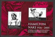 South Africa 2014 Hamilton Naki  M/S