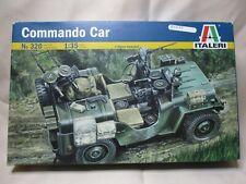 AM671 ITALERI 1/35 COMMANDO CAR JEEP WILLYS MB Ref 320