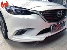 MV-Tuning NEW KIT Front Fangs Lip for Facelift Mazda 6/Atenza GJ 2015-2017
