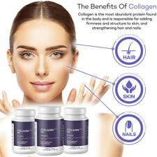 Collagen Max Protein - High Strength 1500mg Hydrolysed Collagen 90 Capsules