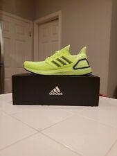 Adidas Running ULTRABOOST 20 signal green Shoes Men EG0710 deadstock size 9 men
