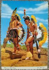 Vintage Postcards New Mexico Native Americans Lot of 8 60's-80's Petley Dexter