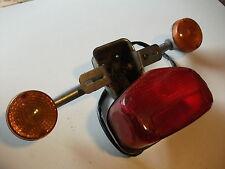 Luce posteriore con supporto e BLINKER SUZUKI GS 450 L GS450L (061206k3)