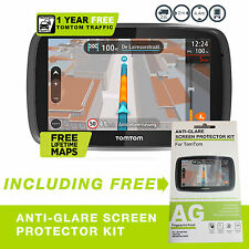 NEW TomTom PRO 5250 Truck HGV GPS Traffic Updates & FREE Lifetime Map