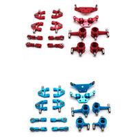 Metal Full Set Upgrade Parts for Wltoys 1//28 P929 P939 K979 K989 K999 K969 Z1D1
