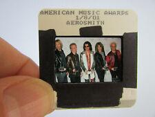 Original Press Promo Slide Negative - Aerosmith - 2001 - E