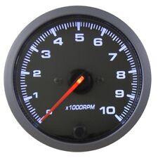 RMD 80mm Stepper Tacho Gauge Rev Counter 0 > 10,000 RPM - NG200 ECU Ignition