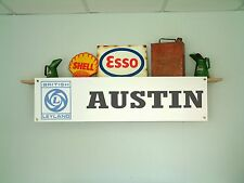 British Leyland Austin Banner workshop sign, Maxi, Maestro, Princess, Allegro
