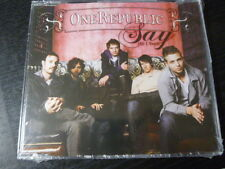 "CD ""Say all I need"" von One Republic / 50.991"