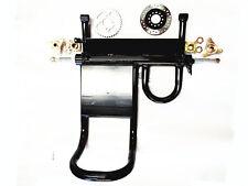 Go kart Buggy Cart Project Rear Frame Engine Mounting Plate Sprocket Disc Kit