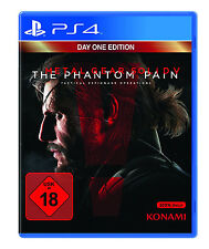 METAL GEAR SOLID V The Phantom Pain Day One Edition ps4 USATO