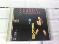 Scandal Music from the Motion Picture CD Soundtrack 1989 Enigma Records RARE