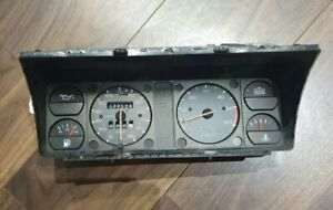 PEUGEOT 309 DIESEL SPEEDOMETER WITH REV COUNTER ONLY 77K 97534.598.80 RARE NOW