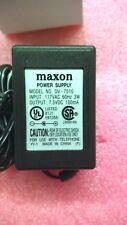 Maxon DV-7510  7.5VDC / 100mm BATTERY CHARGER  AC ADAPTER OEM   NOS