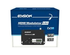 EDISION MODULATORE DIGITALE TERRESTRE T/T2 FULL HD HDMI