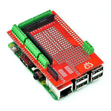 Prototyping Shield for Raspberry Pi 3/ Pi 2/ Model B+/ Model A+