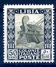 LIBIA 1924 - PITTORICA  CENT.  50     NUOVO **