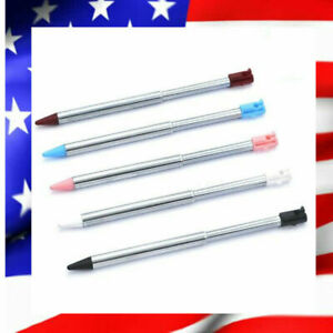 Stylus (Red, Black, White, Blue, Pink) for Nintendo 3DS NOT Compatible New 3DS